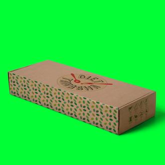 Boxes designed for Diet Tamasha