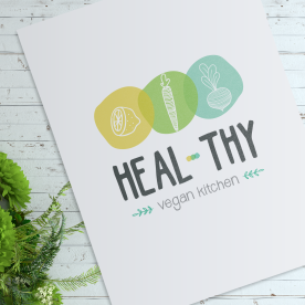 Heal-thy is a vegan, gluten-free tiffin delivery service. The