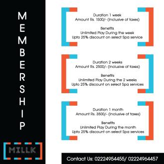 Membership plan details